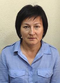 Ikramova Elvira Kalandarovna