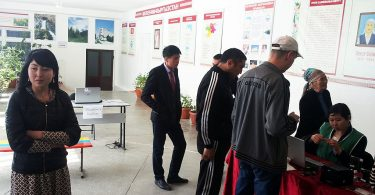 Joint monitoring of elections of local councils in 2016