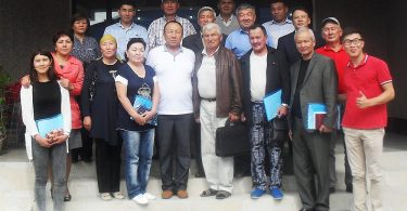 500 people were trained on basics of local self-government in Kyrgyzstan