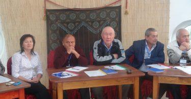 На юге Кыргызстана запущена серия тренингов для депутатов местных кенешей
