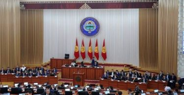 Kyrgyzstan starts collection of signatures against referendum and for dissolution of Parliament