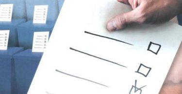 ГРС передала ЦИК списки 2 млн 319 тыс. избирателей на предстоящие местные выборы