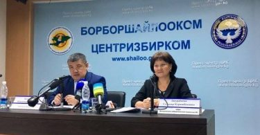(English) Kyrgyz citizens with passports issued in 1994 not to be able to vote in local elections