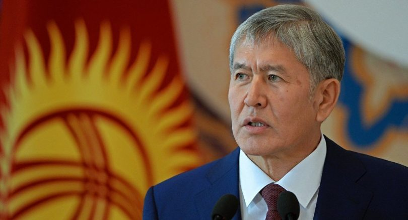 Almazbek Atambayev: If it's God's will, local elections and referendum will be transparent and open