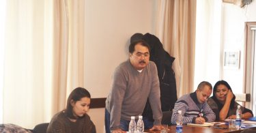 Candidates of political parties discussed the problem of bribery of voters