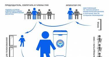 Как правильно голосовать. ЦИК объясняет в картинках