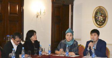 На поствыборной встрече в Бишкеке обсудили предварительные итоги независимого наблюдения выборов депутатов в местные кенеши