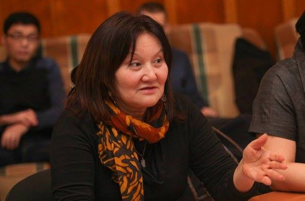 Член ЦИК Г.Джурабаева проголосовала против признания результатов референдума