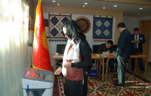 Referendum starts in diplomatic missions of Kyrgyzstan abroad