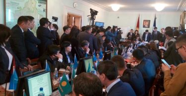 Albek Ibraimov becomes mayor of Bishkek