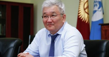 Иса Омуркулов ответил, станет ли Кубанычбек Кулматов кандидатом в президенты