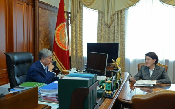 Выборы президента Кыргызстана состоятся 19 ноября 2017 года