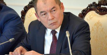 Парламенттин депутаты И.Кадыркулов мандатын тапшырды