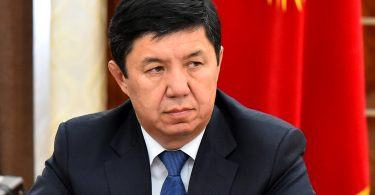 Temir Sariev to run for presidency in Kyrgyzstan