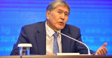 President of Kyrgyzstan supports proposal to dissolve Parliament