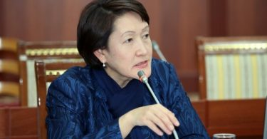 Roza Otunbayeva tells what she expects from presidential candidates
