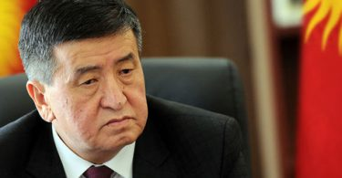 Sooronbay Jeenbekov – presidential candidate from SDPK party