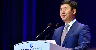 ЦИК зарегистрировал представителей кандидата в президенты Кыргызстана Сариева
