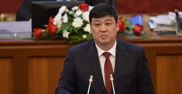 ЦИК получил документы о выдвижении Бакыта Торобаева на пост президента