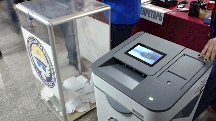 39.6% of Kyrgyz citizens do not trust existing electoral system