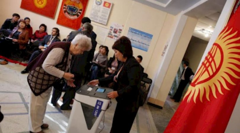 2.9 mln voters to vote in upcoming presidential elections in Kyrgyzstan