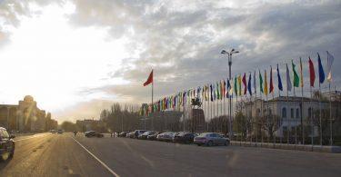 Депутаты поддержали переименование проспекта Чуй в Бишкеке