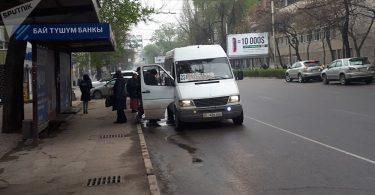 Транспортный коллапс. Водители маршруток вБишкеке выходят наработу вынужденно