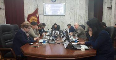 ЦИК отказала партии «Ата Мекен» в требовании исключить 5 человек из списка кандидатов в депутаты
