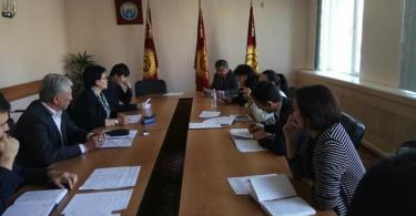В Кыргызстане эксперты разрабатывают Стратегию по совершенствованию избирательного законодательства
