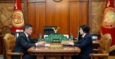 Президент: Органы судебной власти— самые коррумпированные вКыргызстане