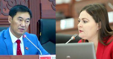 Атамекеновцы Никитенко и Токтошев стали главами комитетов парламента