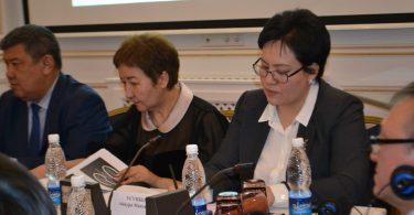 Бишкекте Кыргызстандын шайлоо системасын өркүндөтүү боюнча коомдук талкуу өтүүдө