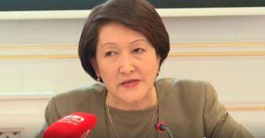 Шайлдабекова: Пропорционально-преференциальное голосование нужно вводить поэтапно, после 2020 года
