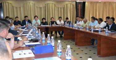 Региональный общественный диалог в городе Джалал-Абад