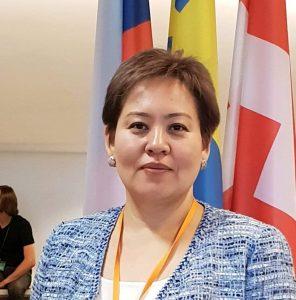 Ainura Usupbekova