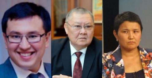 Мужчинам предложили уступить пост омбудсмена Рите Карасартовой. Что ответили кандидаты