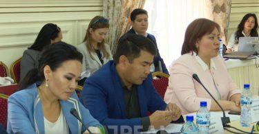 Политические партии предлагают финансировать из госбюджета __ 17.05.2019 __ Апрель ТВ
