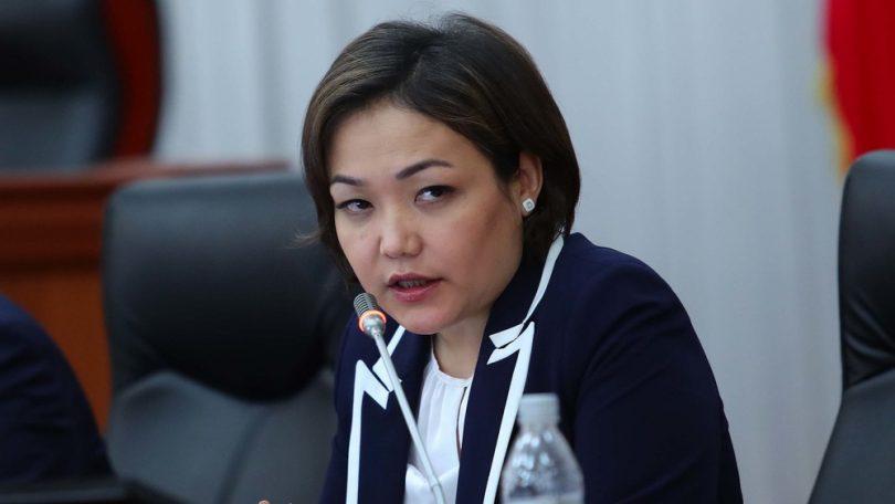 Аида Касымалиева (СДПК) рассказала, какие поправки предлагаются в некоторые законы о выборах
