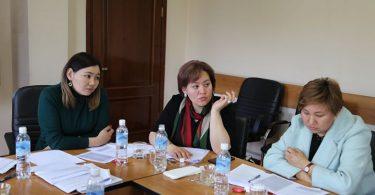 В Бишкеке обсудили инициативы по развитию политических партий
