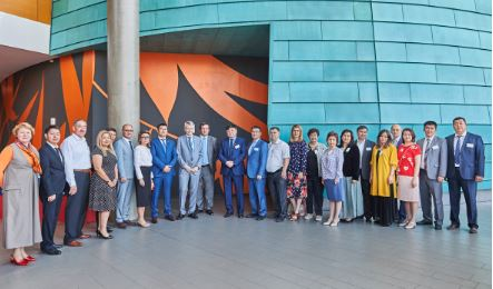 Study visit to the Council of Europe from the Kyrgyz Republic
