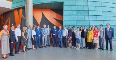 Ознакомительная поездка делегации из Кыргызстана в Совет Европы