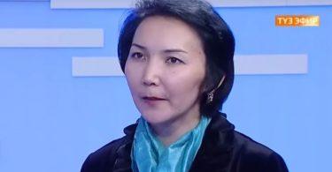 Мамбеталиева: Расследование коррупции – обязанность государства