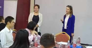 В семи городах Кыргызстана прошла Школа Парламентаризма