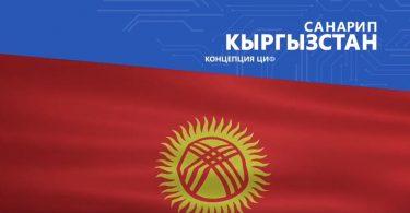 Санарип Кыргызстан: мамлекеттин жана коомдун санариптик трансформациясынын концепциясы