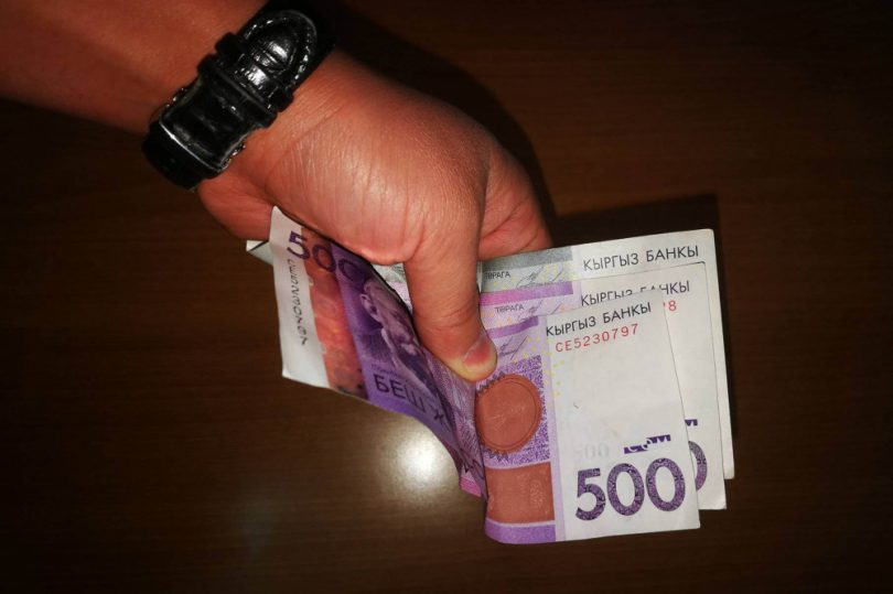 ГУВД Оша завело уголовное дело по факту подкупа голосов избирателей