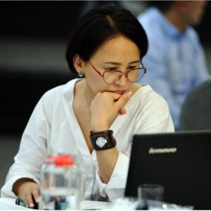 Zamira Naimanbaeva