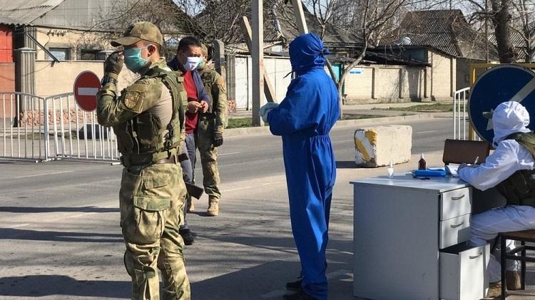 Ужесточенные штрафы за нарушение карантина в Кыргызстане