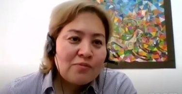Айнура Усупбекова
