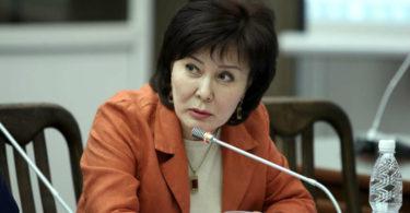 Жогорку Кенеш одобрил законопроект Гульшат Асылбаевой о манипулировании информацией.