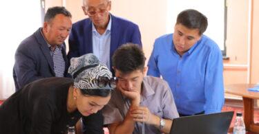 Тренинг для СМИ в городе Джалал-Абад